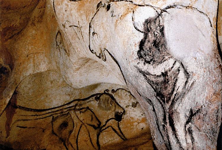 Lion Man Cave Art : Rokus rebuilding the fundaments
